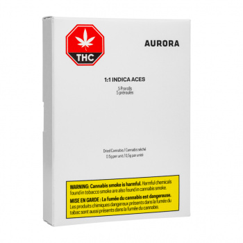 Balanced Indica Aces by Aurora